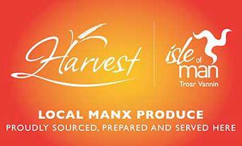The Isle of Man Harvest Award logo