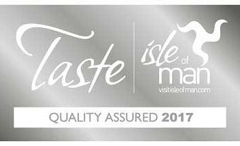 Taste Isle of Man Quality Assured 2017 logo
