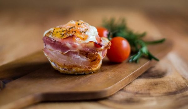 egg and bacon for a private function