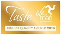 IOM Highest Quality Award 2019 logo